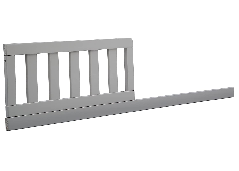 Charcoal Grey Delta Children Daybed//Toddler Guardrail Kit #555725
