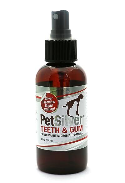 PetSilver Teeth & Gum Spray