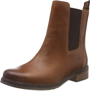 3eb7702082d83e Timberland Damen Courmayeur Valley Chelsea Boots braun  Amazon.de ...