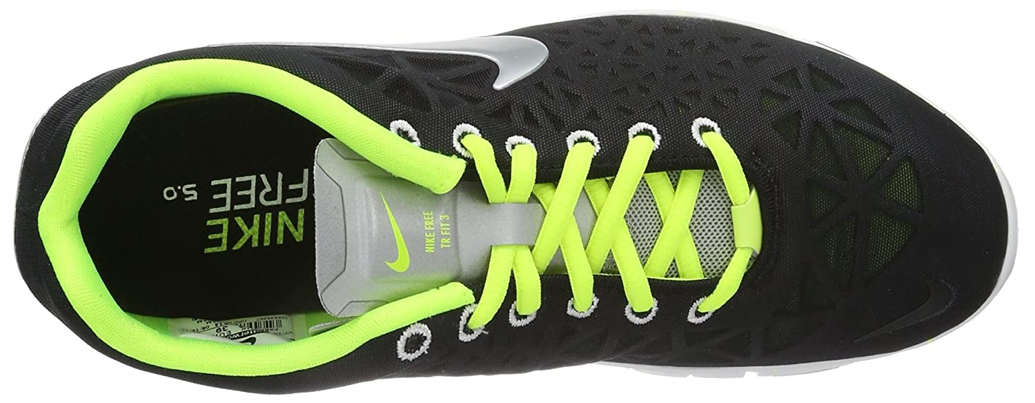 new product bb3ca a73ef Amazon.com   Nike womens free TR FIT 3 running trainers 555158 014 sneakers  shoes   Running