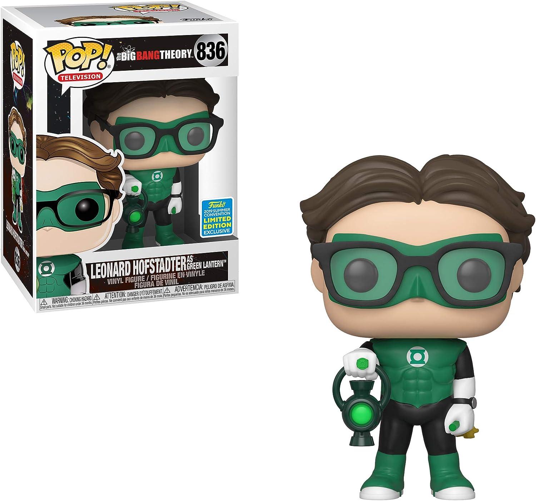 Amazon.com: Summer Convention The Big Bang Theory Leonard ...