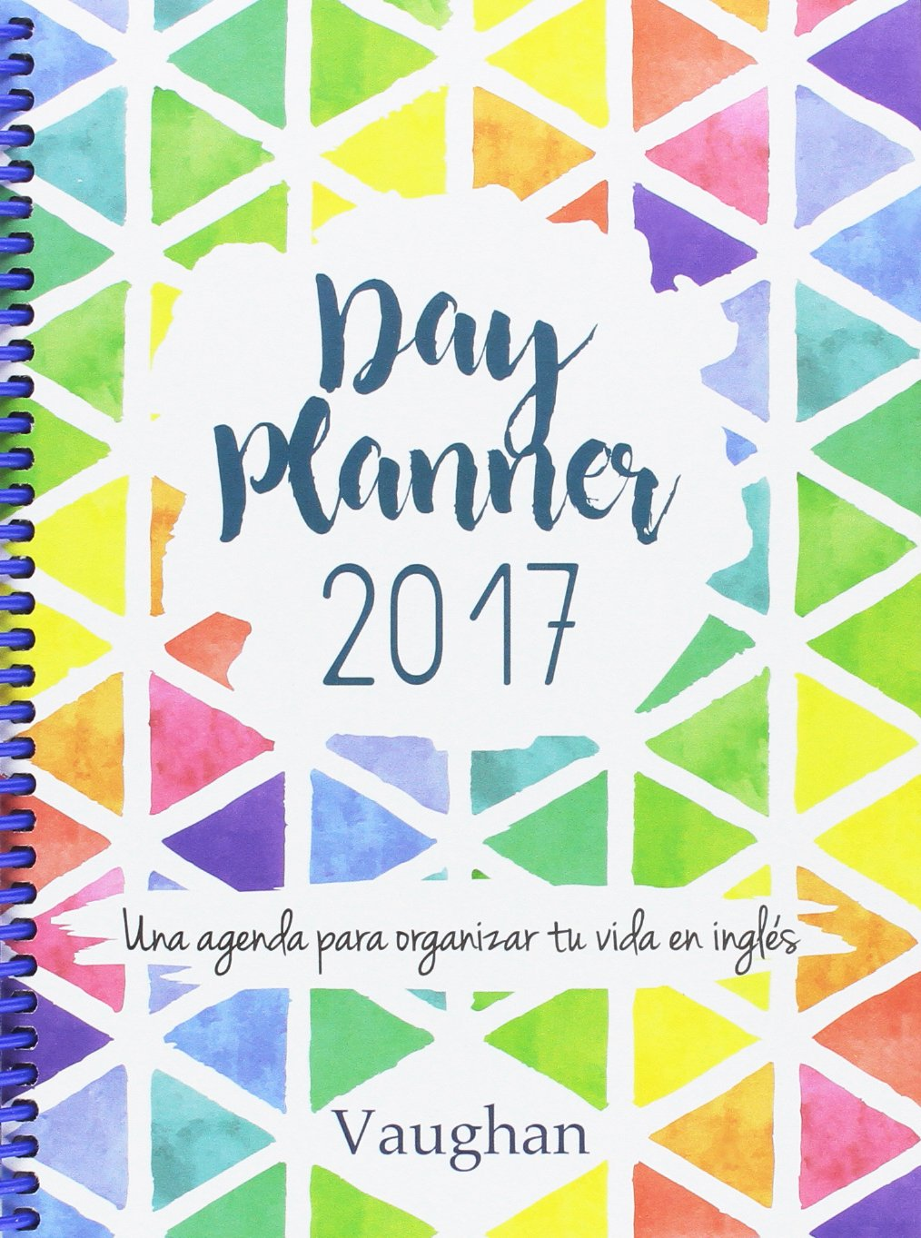 DAY PLANNER 2017: Agenda Vaughan 2017: 9788416667079: Amazon ...