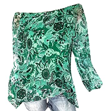 Mujer blusa tops Otoño talla grande suave suelto ropa de moda urbano,Sonnena Camisa con