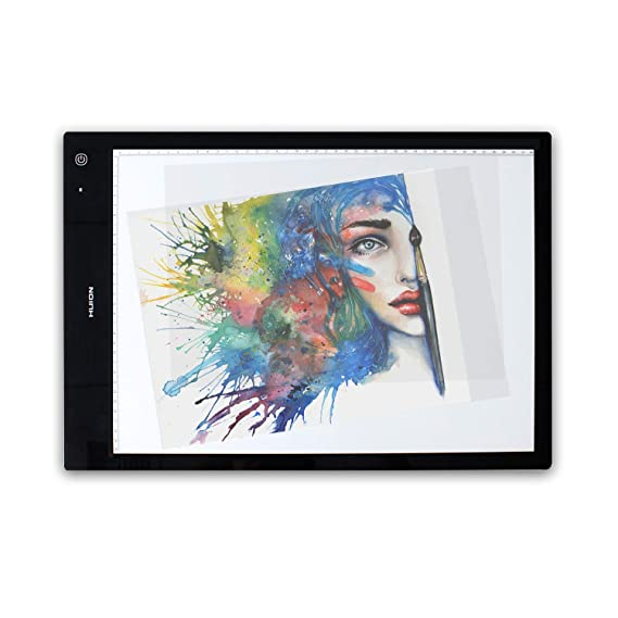 Review Huion LB3 Wireless Tracing