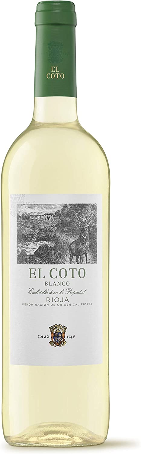 El Coto El Coto Blanco 75 Cl - 750 ml