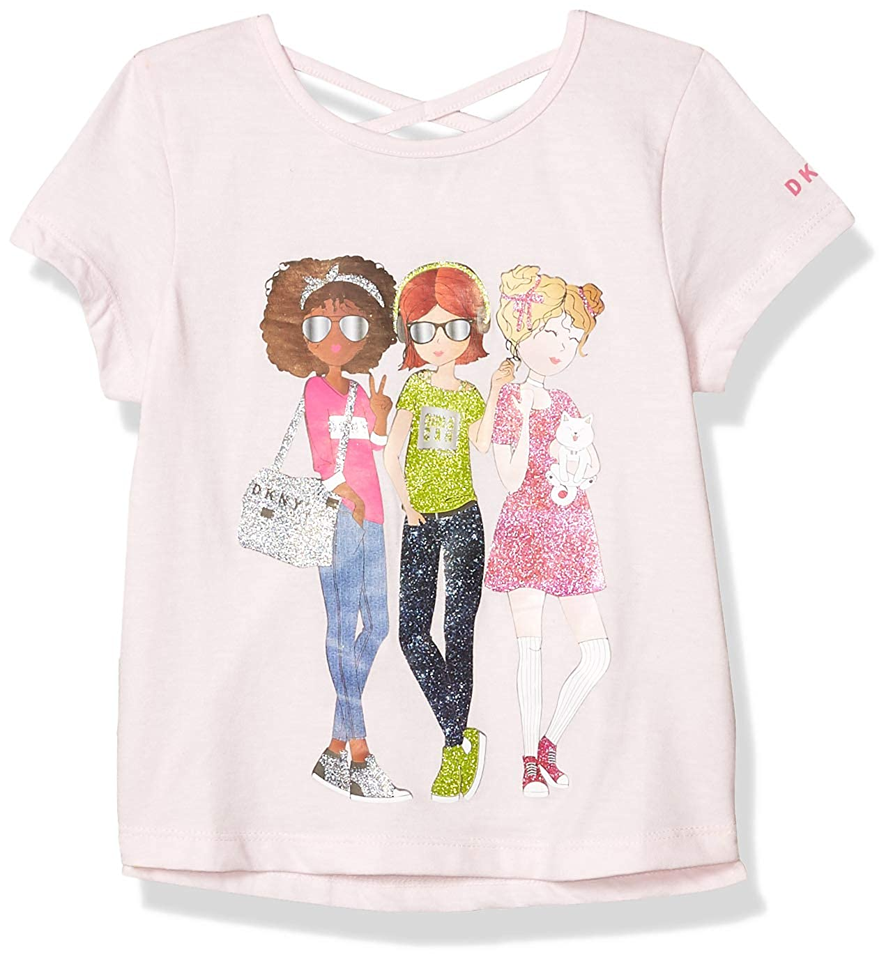 DKNY Girls T-Shirt