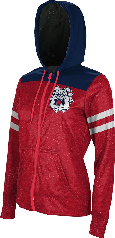 School Spirit Sweatshirt Fresno State University Girls Zipper Hoodie Game Time