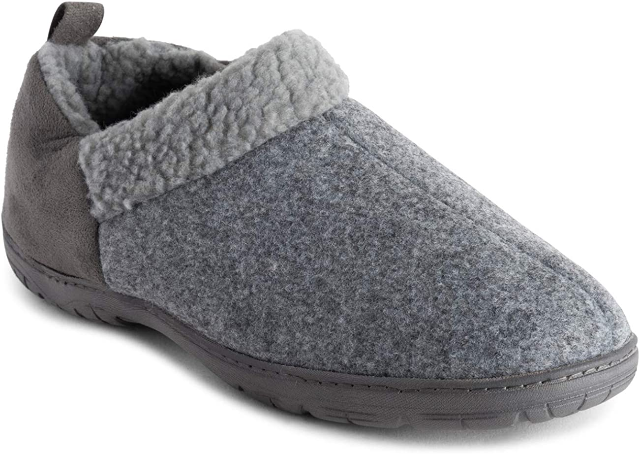 Polar Uomo Memory Foam Inverno Suola di Gomma Caldo Felpa AllAperto Casa Vello Foderato Pantofole