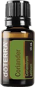 doTERRA, Coriander, Coriandrum sativum, Pure Essential Oil, 15ml