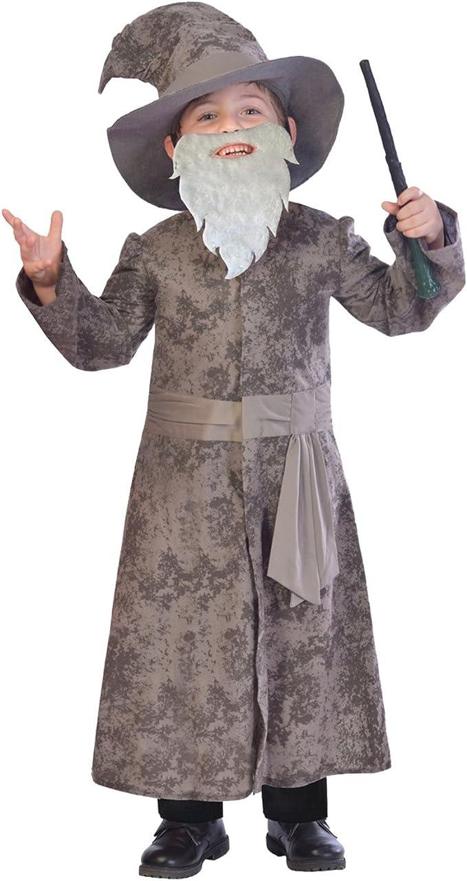 Disfraz de Mago Sabio para niños en el Estilo de Harry Potter ...
