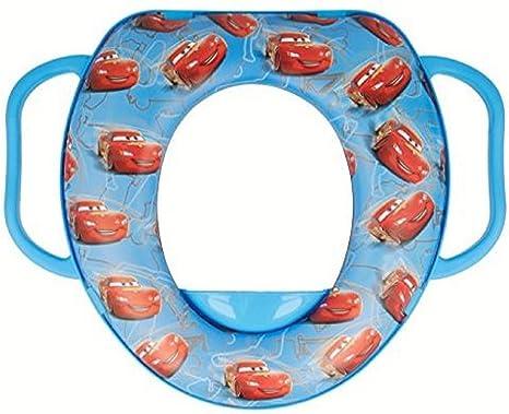 Reducción Reductor WC Water Niño Cars 3 suave – Adaptador Asiento sediolina para el baño niño Cars 3: Amazon.es: Bebé