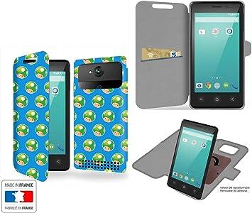 Funda Carcasa Carrefour Poss Smart 4.5 4G Life Up! Collection ...