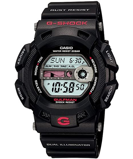separation shoes 7733f d7931 [カシオ]CASIO G-SHOCK G-9100-1DR 腕時計[逆輸入] [時計] [時計] [時計]