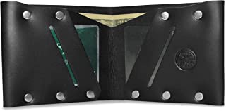 product image for Slim Bifold Wallet, Leather Billfold Wallet, Handmade Wallets for Men