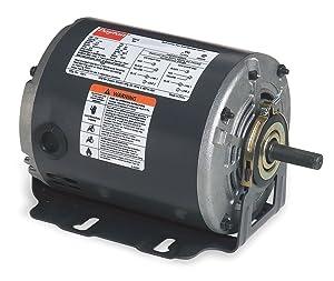 DAYTON Motor 1/3 HP Split Ph 1725 RPM 115 V