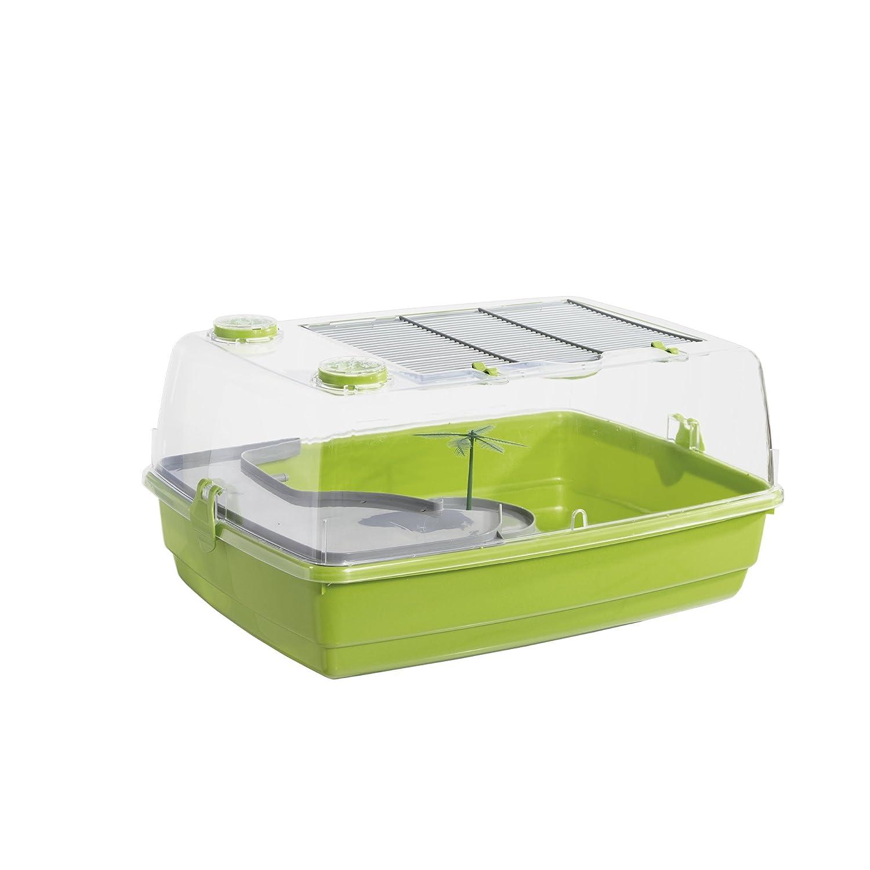 VOLTREGA Jaula 500 Reptil Hamster Volt. 1 Unidad 500 g: Amazon.es ...