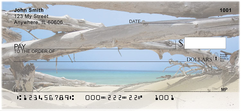 4 Boxes Singles Beachfront Views Personal Checks