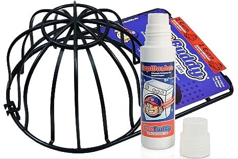 Líquido Cap Washer Detergente & Cap Buddy=Kit completo para ...