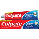 Colgate Toothpaste Maximum Cavity Protection