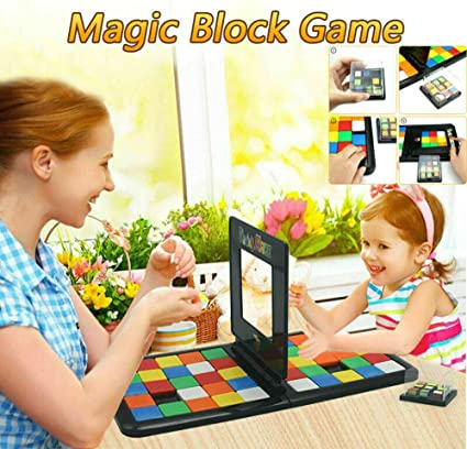 SYD Magic Block Game - Kids Adult Family Party Fun Juego De Mesa,Color Upgrade: Amazon.es: Hogar