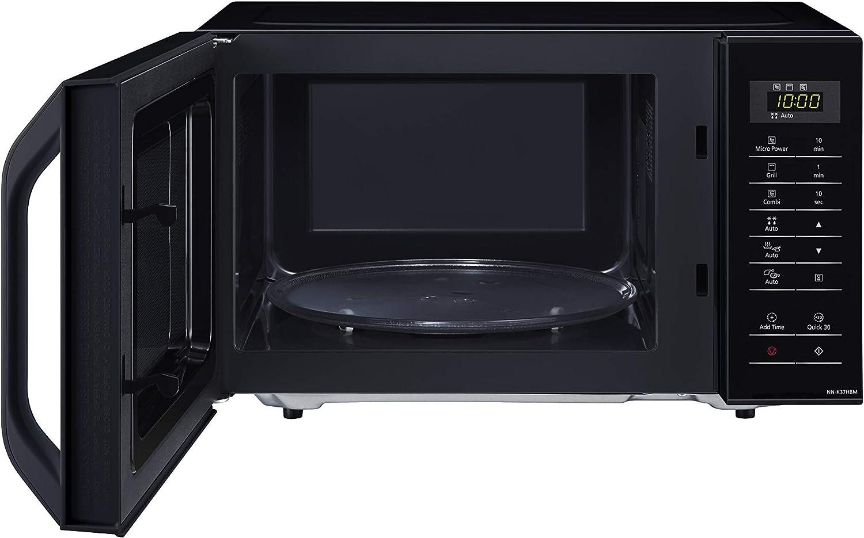 Intérieur du Panasonic NN-K37HBMEBG