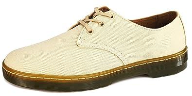 197e6177be9 Dr. Martens Delray Twill Beige Marron clair sur toile Chaussures de DM   Amazon.fr  Chaussures et Sacs