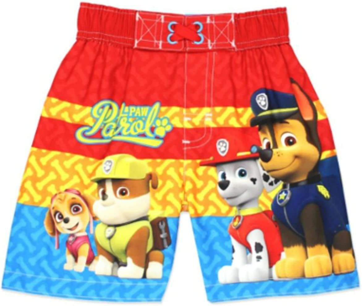 Nickelodeon Boys Paw Patrol Swim Shorts