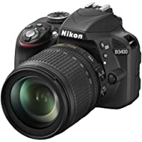 Nikon D3400 + 18-105 VR DSLR Kamera
