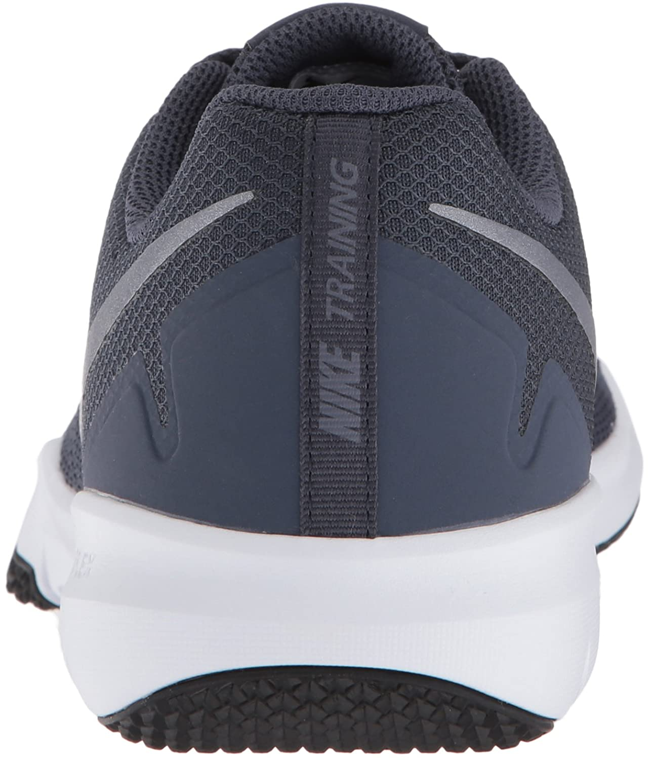 a9644deb476b NIKE Men s Flex Control II Cross Trainer Thunder Blue   Light Carbon - Negro