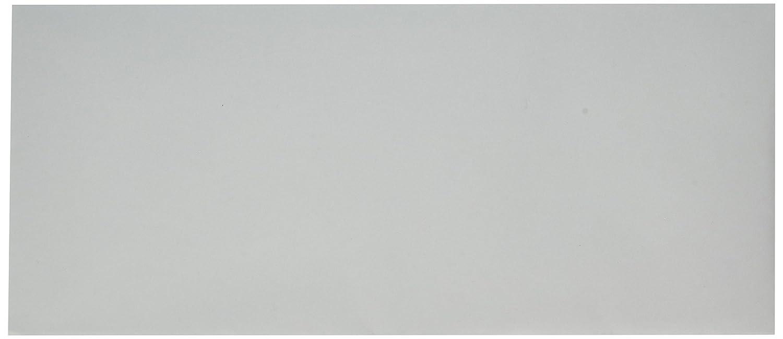 Lux papier # 10enveloppes classique, 41/20,3cm X 91/5,1cm–Pastel Gris, Lot de 250(60190–250)