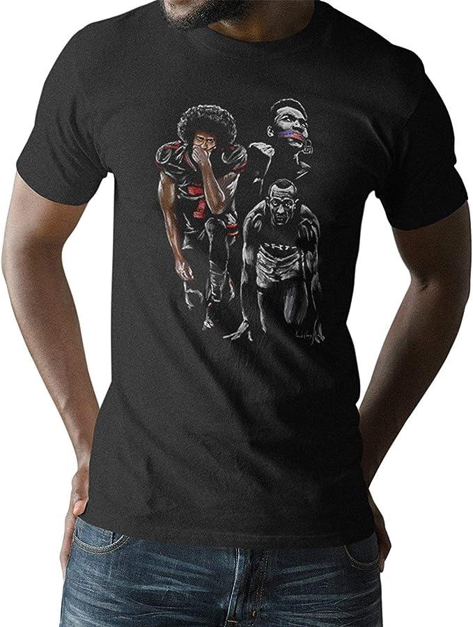 Trikahan Colin Kaepernick, Ali, Jesse Owens - Camiseta de ...