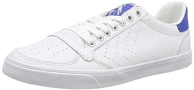 Unisex Adults Slimmer Stadil Ace Low-Top Sneakers, Black Hummel