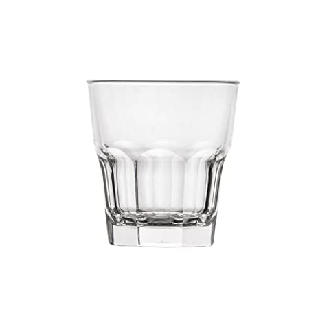 Awesome Blazun PS A4 Unbreakable Polycarbonate Rock Tumbler Barware (Set Of 6), 8