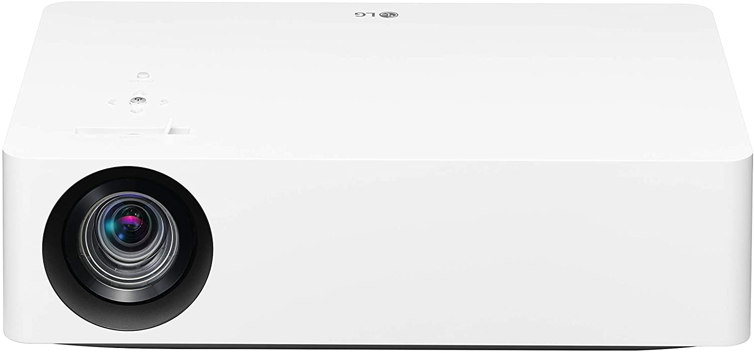LG HU70LA 4K UHD Smart Home Theater CineBeam Projector with Alexa Built-in, LG ThinQ AI and Google Assistant