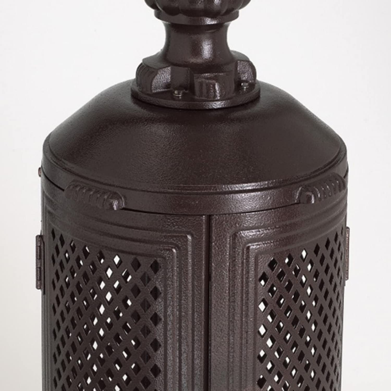 Amazon.com : Patio Comfort Vintage Series Portable Patio Heater ...