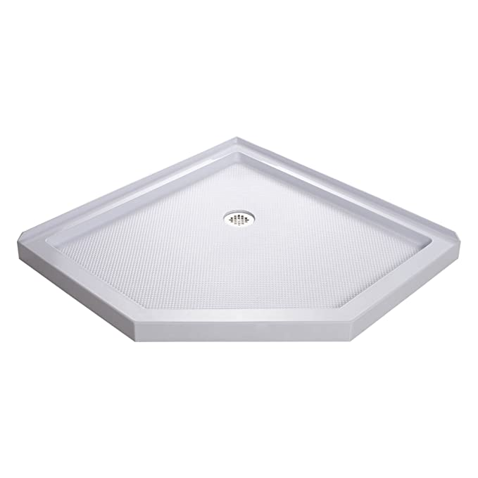 Best Shower Pan: Dreamline Slimline Dlt-2036360 Neo-Angle Shower Base