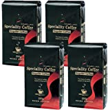カフェ工房 【 豆 】極上 レギュラーコーヒー セット 2kg(ブラジル/モカ/コスタリカ/コロンビア各250g×2)