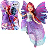 Winx Club - Sirenix Magic - Bloom Poupée 28cm - The Mystery of the Abyss