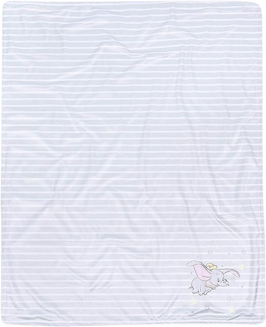b/éb/é Dumbo Taille Unique sarcia.eu Couverture Fine Beige /à Rayures