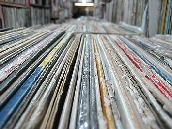 Amazon.com: Misterio Caja discos de vinilo Country discos de ...
