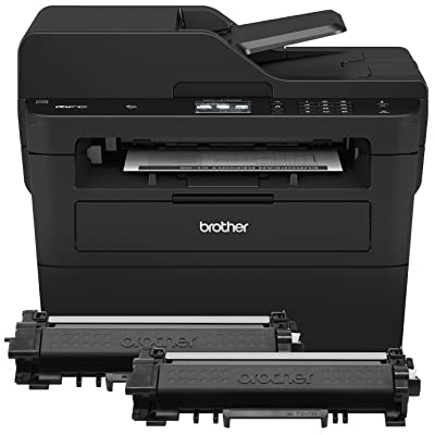 Brother Compact Monochrome Laser All-in-One Multifunction Printer