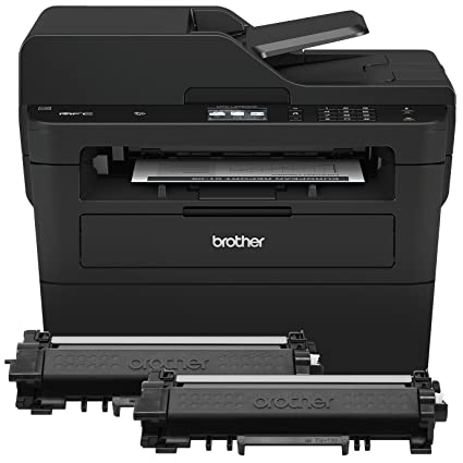 4c1e5199f Brother Compact Monochrome Laser All-in-One Multi-function Printer
