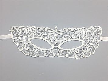 Mascara facial careta protector de cara dominó frente falso Maquillaje de navidad fiesta de baile fiesta
