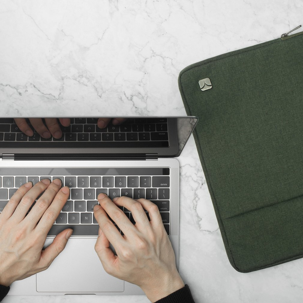 CAISON Laptop Manica Astuccio per 13,5 Pollice Microsoft Surface Book 2 Old 13 Pollice MacBook Air 2009-2017 HP Pavilion X360 14//14 inch Lenovo idealPad 330s 530s Yoga 530 C930