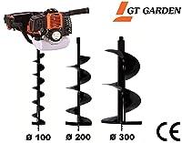 tariere thermique gt garden 52cm3 3cv