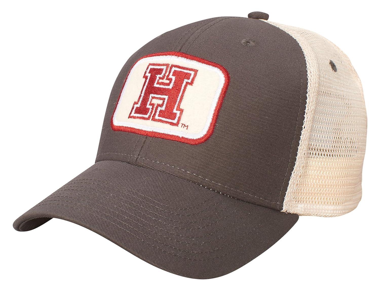 15ee38a4962 Amazon.com   NCAA Harvard Crimson Adult Unisex Sideline Mesh Cap Adjustable    Sports   Outdoors