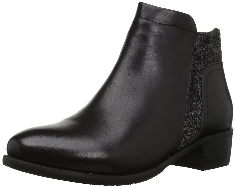 Propet Women's Taneka Ankle Bootie B06XRNCSSH 11 B(M) US|Black