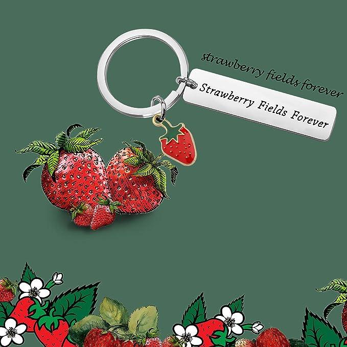 Strawberry Lanyards Forever