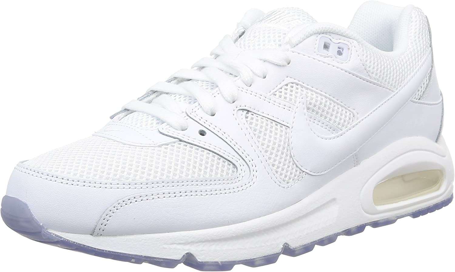 Nike Air Max Command, Baskets Mode Homme, Blanc (WhiteWhite