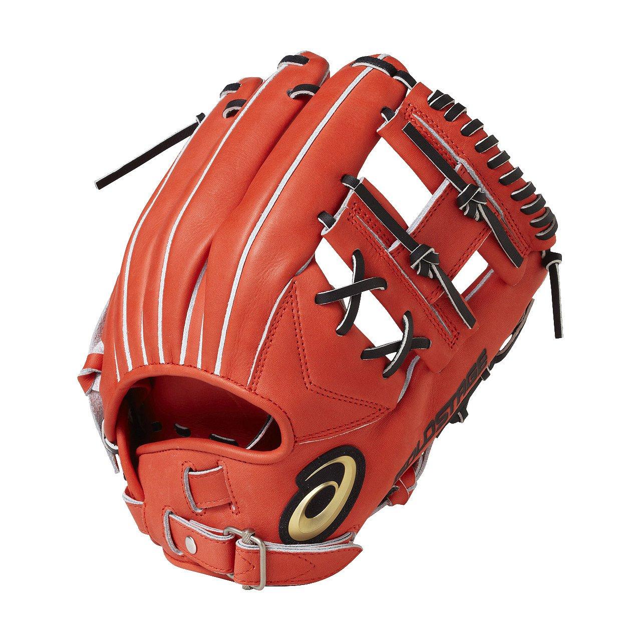 贅沢品 asics(アシックス) 硬式 野球 グローブ 内野手 右投げ LH 一般 内野手 一般 グローブ ゴールドステージ スピードアクセル BGHGTS B078ZFH3QS Rオレンジ, DEAR-stoa:6edf3709 --- a0267596.xsph.ru